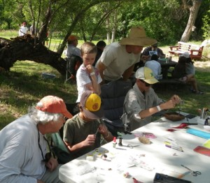 Expert Fly Tyers Passing Along Their Skills