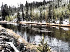 """Firehole River """"The Last Day"""" 2014"""