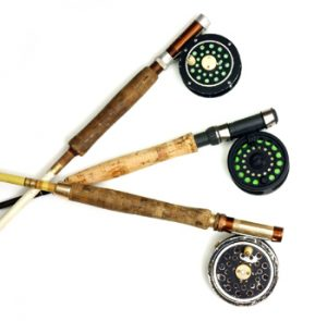 evolution of the fly rod