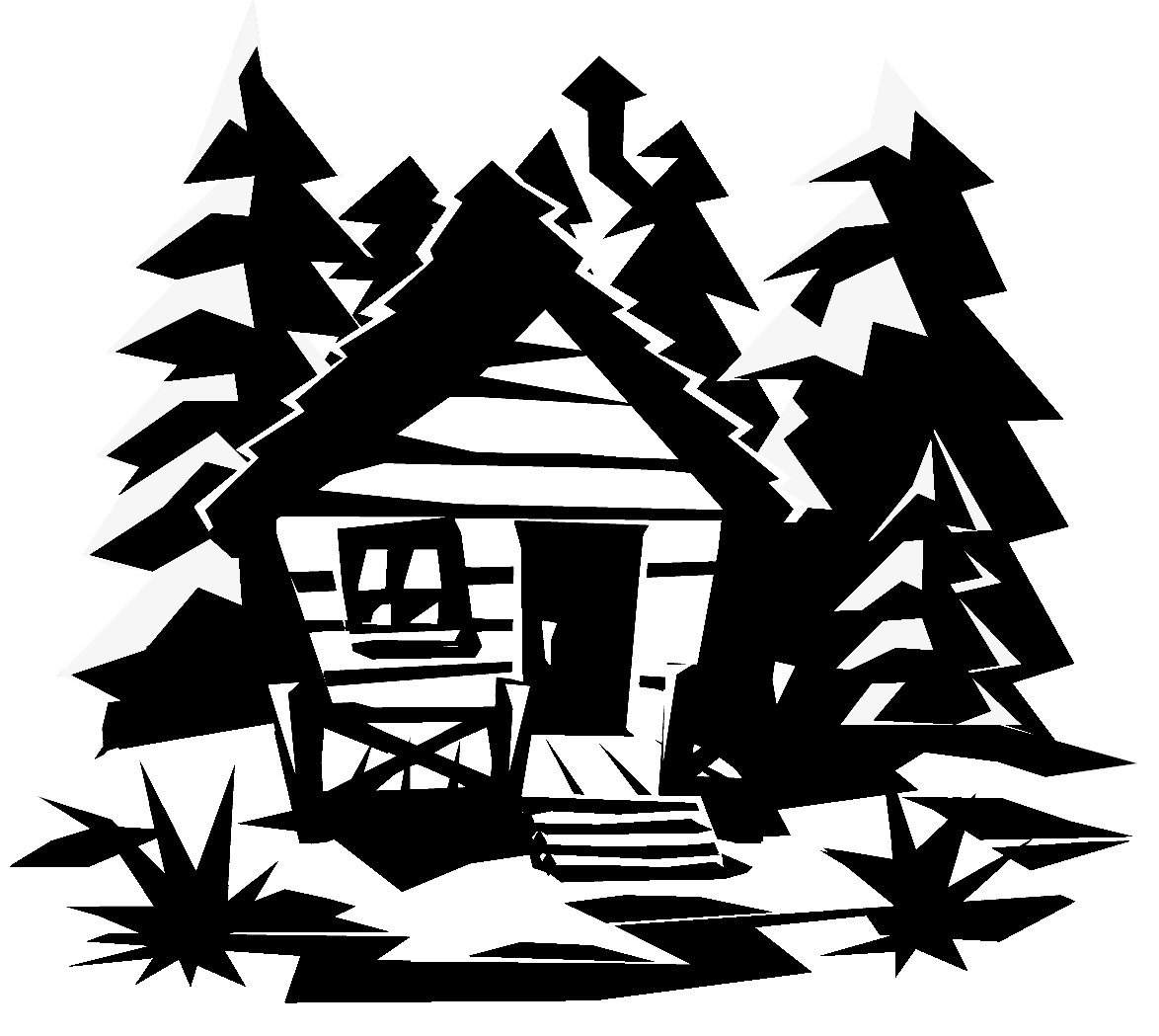 J Stockard Blog Thoughts On The Fly Advice And News On Fly - Cabin clip art free