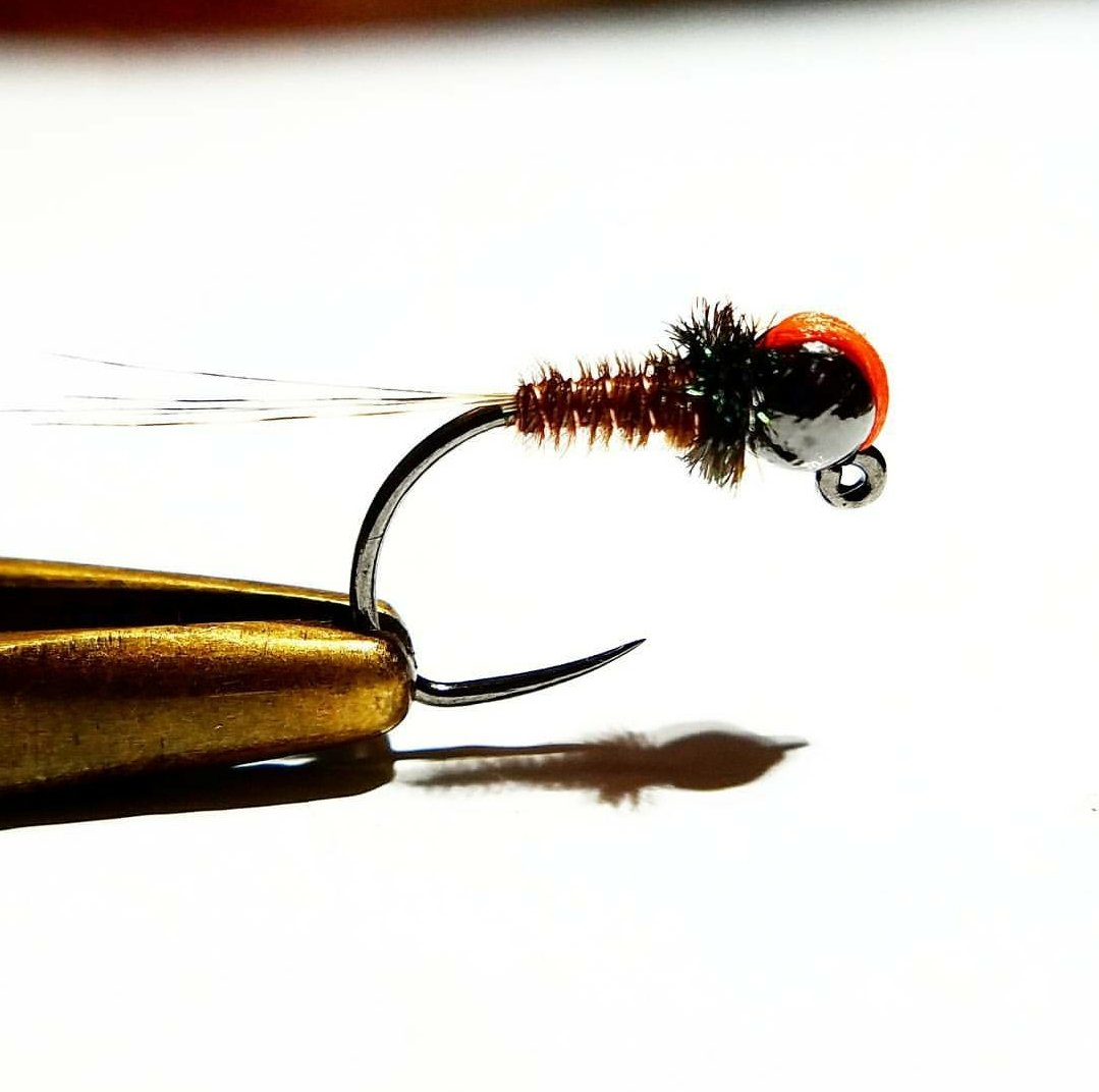 Fly of the Month - Mohawk Hotspot Pheasant Tail | J Stockard