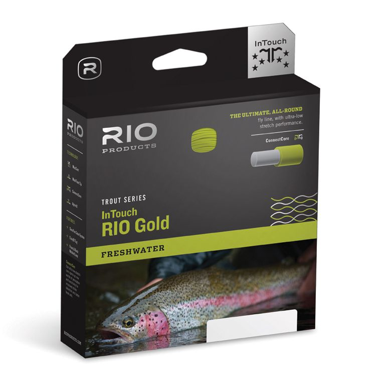 RIO Products InTouch RIO Gold Fly Line