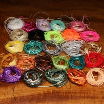 Hareline Mini Flat Fly Braid