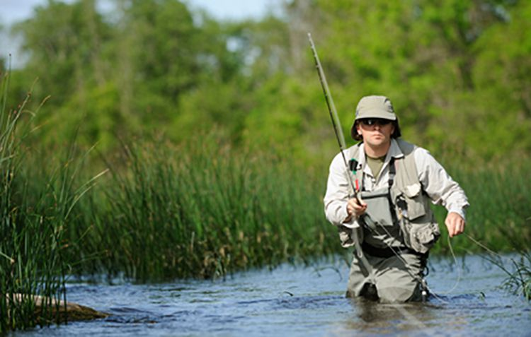Fly fishing line leader j stockard for Tippet fly fishing