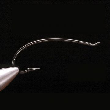 Daiichi 2161 Curved-Shank Up-Eye Salmon Hook