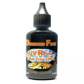Deer Creek Diamond Fine UV Resin - 15 ml