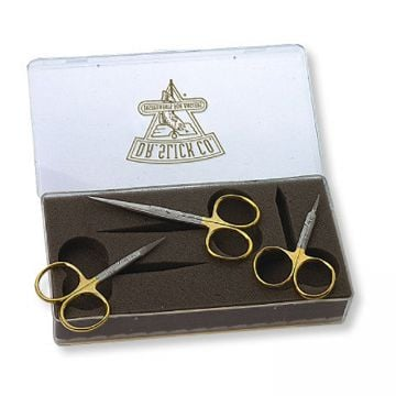 Dr. Slick 3-Piece Scissor Set & Fly Box