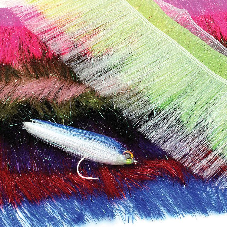 Hareline Baitfish Emulator Flash