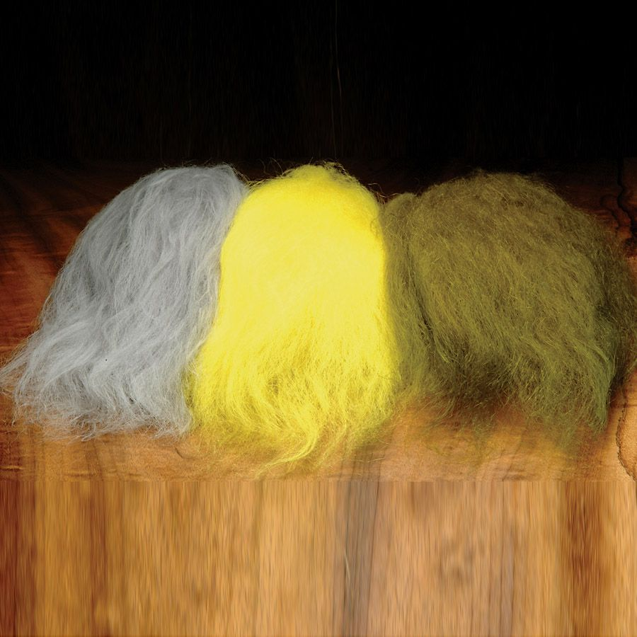 Hareline Icelandic Sheep Wool