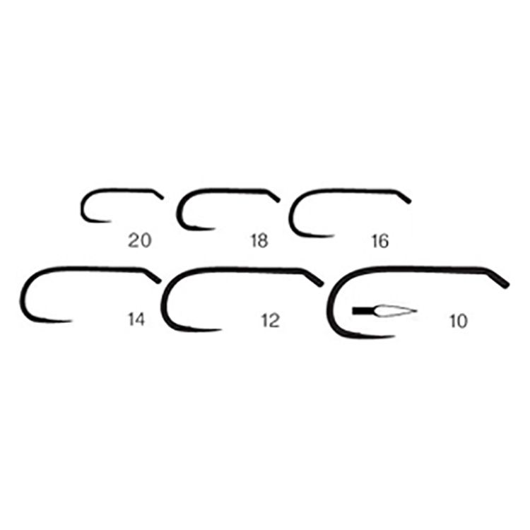 Tiemco TMC 100SP-BL Dry Fly Hook