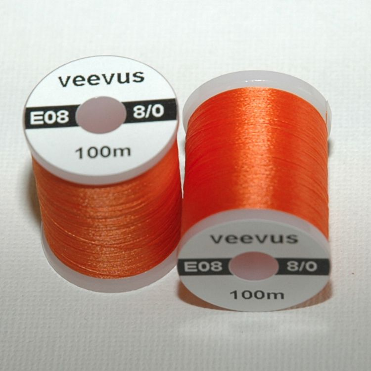 VEEVUS 14//0 THREAD Fly Tying by spool or lot
