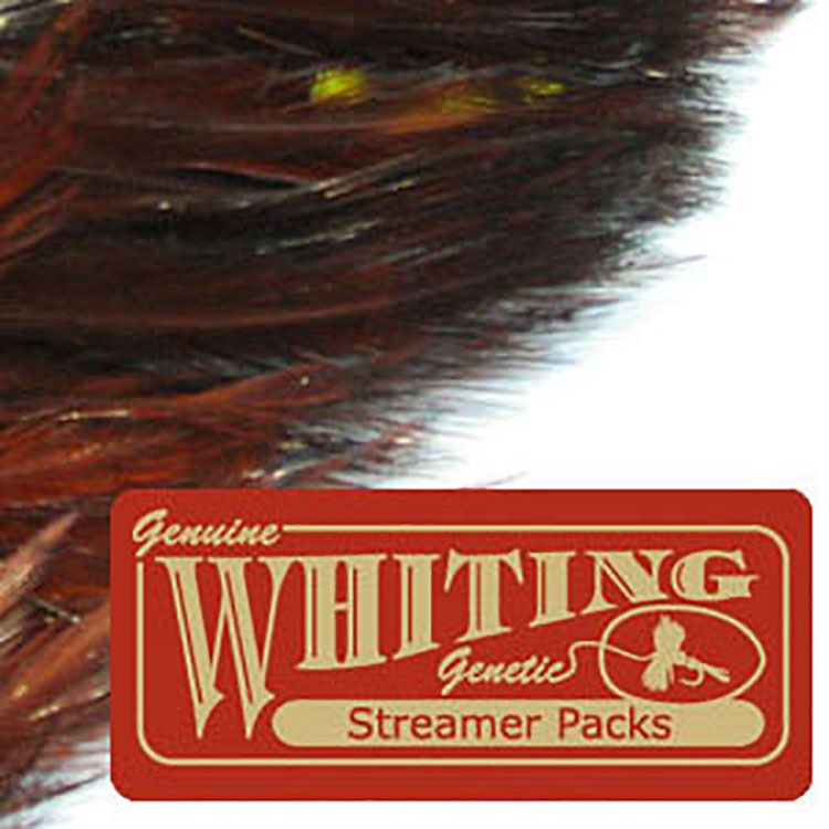 Whiting Farms Streamer/Deceiver Pack