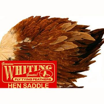 Whiting Farms Whiting Hen Saddle