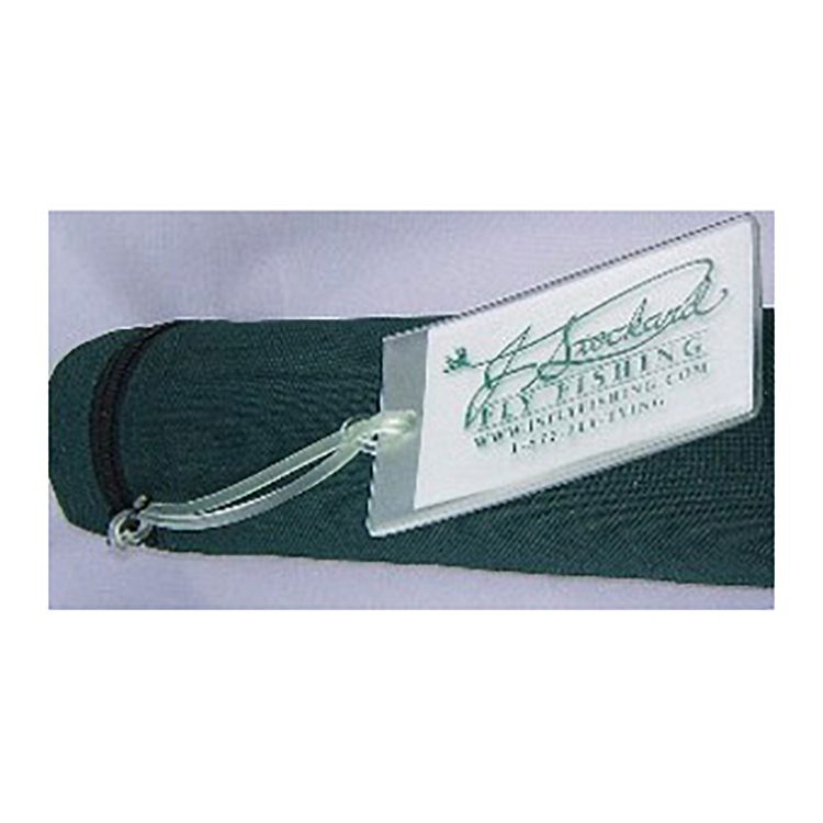 J. Stockard Signature Luggage Tag