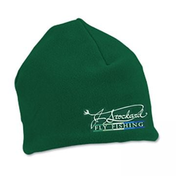 J. Stockard Signature Fleece Cap