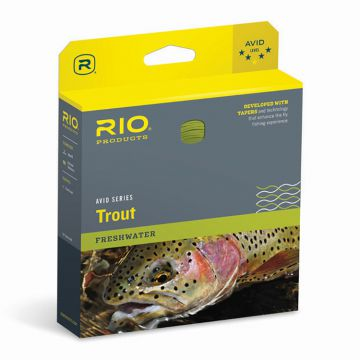 RIO Products Avid Trout Fly Line