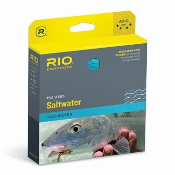 RIO Products Avid Saltwater Fly Line
