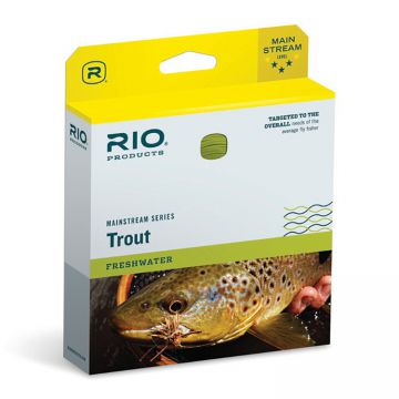 RIO Products MainStream Trout Full Sink Fly Line