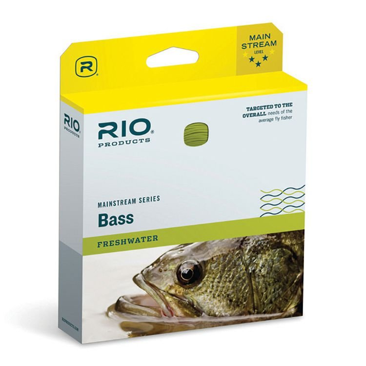RIO Products MainStream Bass Fly Line
