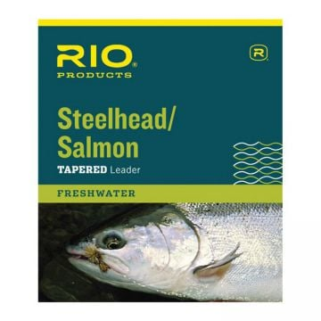 RIO Products Steelhead/Salmon Tapered Leader _D_