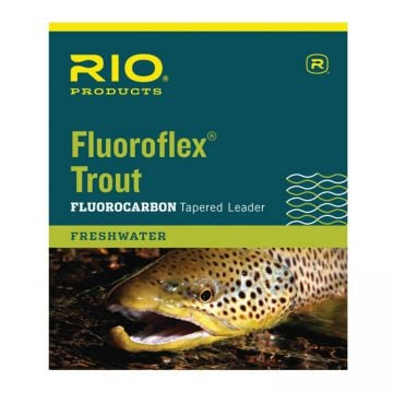 RIO Products Fluoroflex Trout Tapered Leader