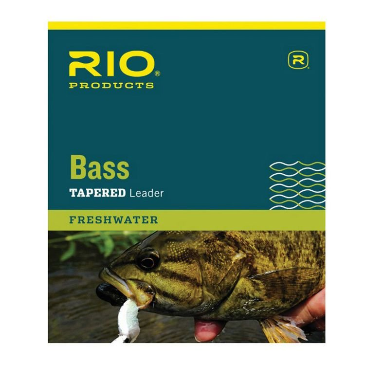 RIO Products Bass Tapered Leader