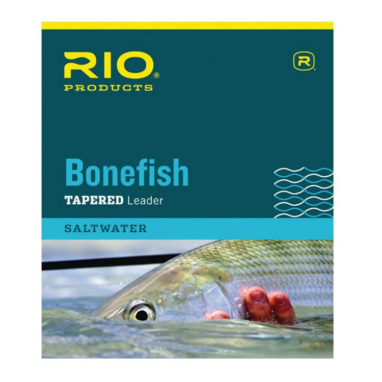 RIO Products Bonefish Tapered Leader