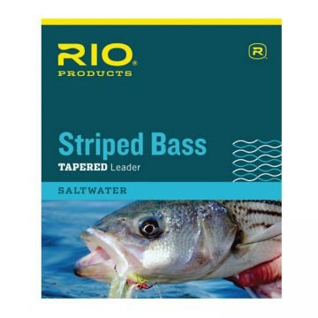 RIO Products Striped Bass Tapered Leader
