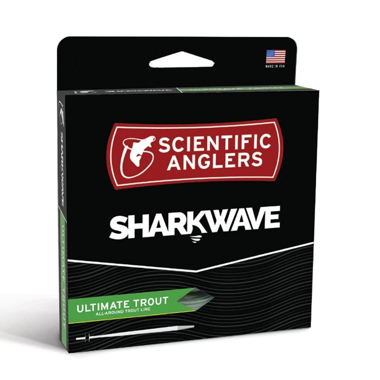 Scientific Anglers SharkWave Ultimate Trout Taper Fly Line _D_