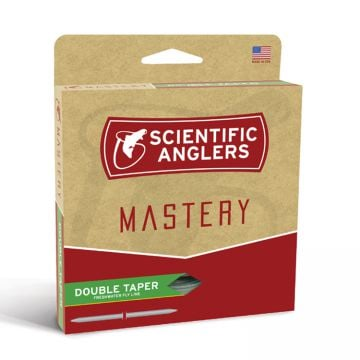 Scientific Anglers Mastery Double Taper Fly Line