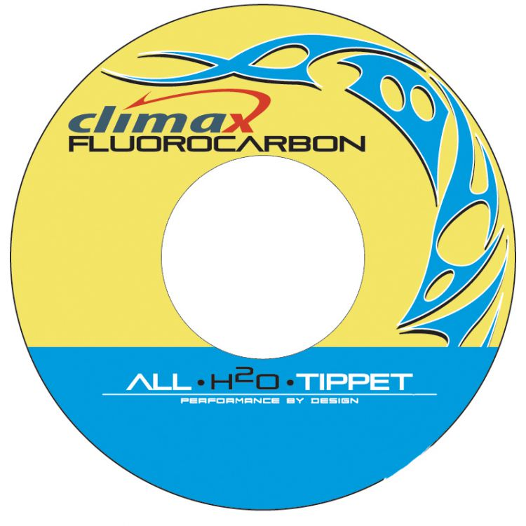 Cortland Line Climax 98 Fluorocarbon Tippet (30M)