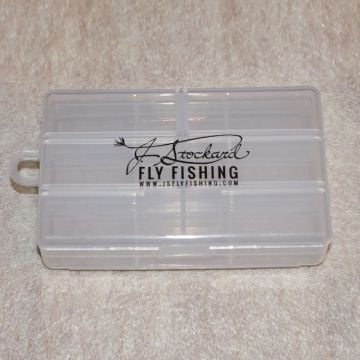 J. Stockard Economy 2-Sided Fly Box