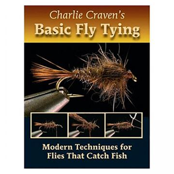 Charlie Craven Charlie Craven's Basic Fly Tying