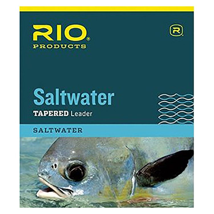 Rio products saltwater tapered leader j stockard fly for Saltwater fishing leader