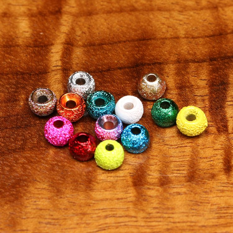 Hareline Gritty Tungsten Beads