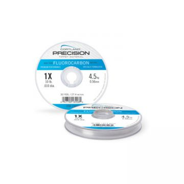 Cortland Line Precision Fluorocarbon Tippet Material