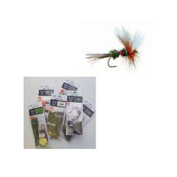 Spirit River Fly Tying Kit - Royal Wulff