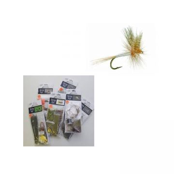Spirit River Fly Tying Kit - Light Cahill