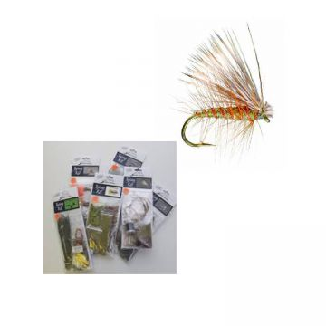 Spirit River Fly Tying Kit - Elk Caddis