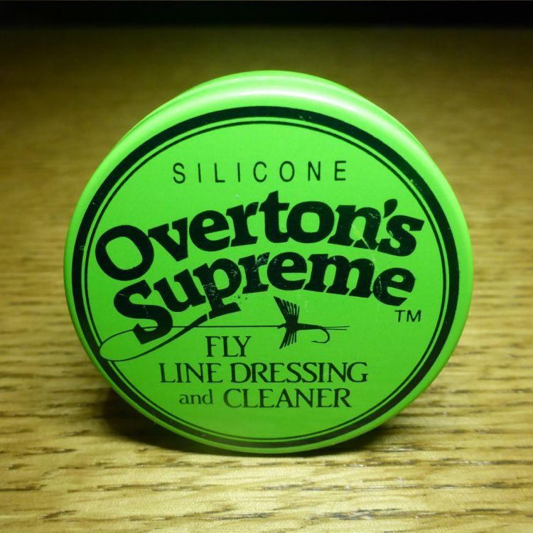 Overton's Supreme Fly Line Treatment