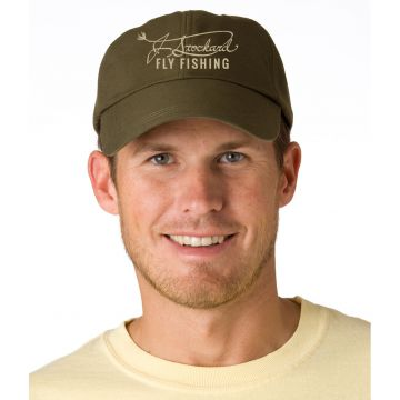 J. Stockard Fly Fishing Signature UV 50+ Sunshield Cap