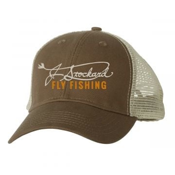 J. Stockard Signature Trucker Cap