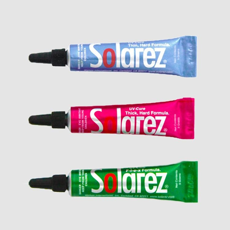 Solarez Products Fly Tie 3 Pack