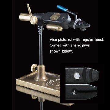 Regal Eng. Revolution  Vise - Shank Head