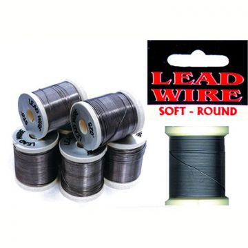Hareline Lead Wire Spooled