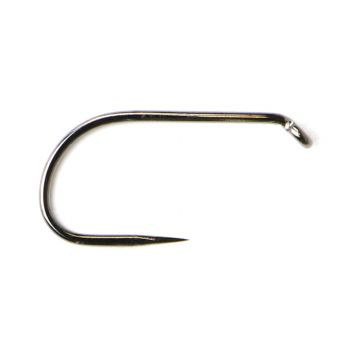 Fulling Mill FM5075 Short Shank Barbless Black Nickel