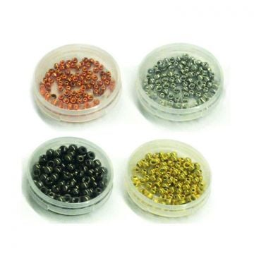 Wapsi Tungsten Bomb Beads - 100 pack