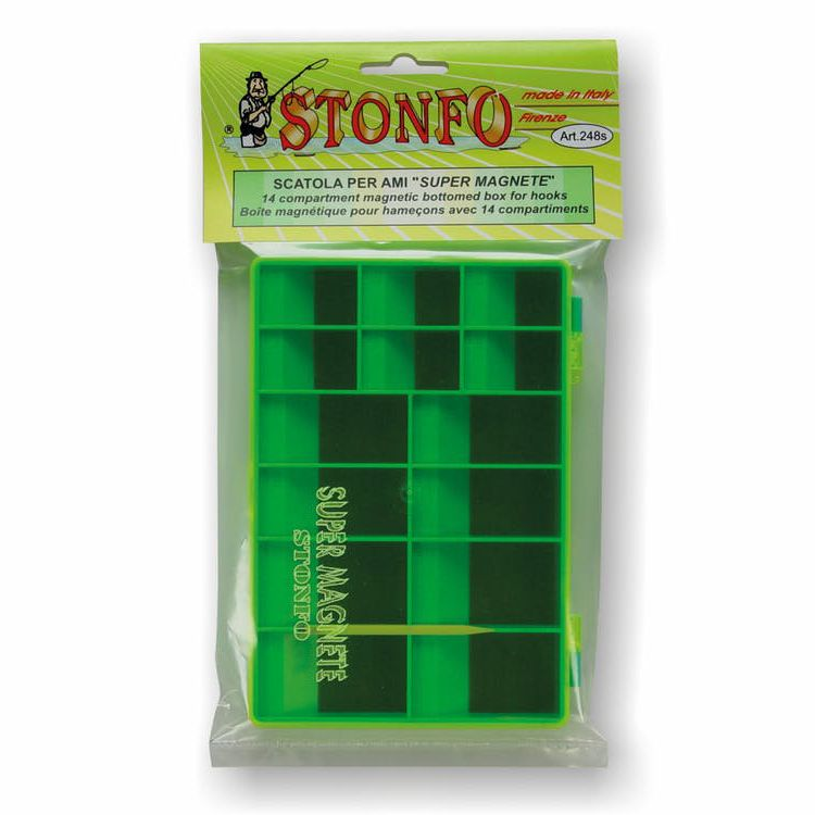 Small Stonfo Magnetic Hook Box