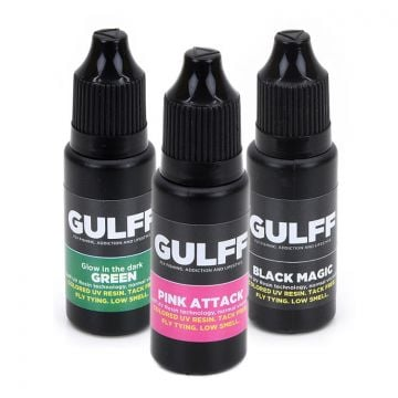 Gulff UV Resin Color