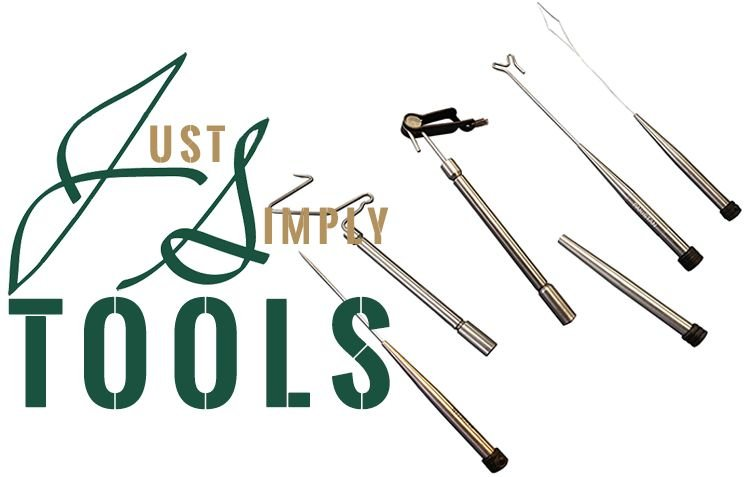 style anglais Rotary whip finisher fly tying tools